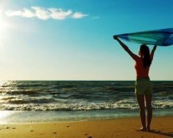 Can the ocean make you a happier, more relaxed person?